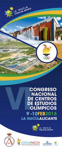 Cartel VI Congreso CEOs La Nucía