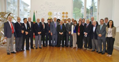XVI Sesión de la APAO Cascáis Portugal