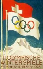 II Juegos de Invierno St Moritz 1928