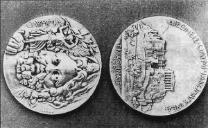 Medallas Atenas