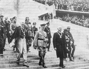 Hitler Berlin 1936