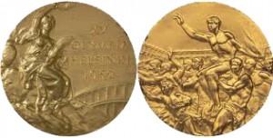 Medallas Helsinki 1952