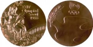 Medallas Seul 1988
