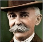 Pierre de Coubertin y la Paz