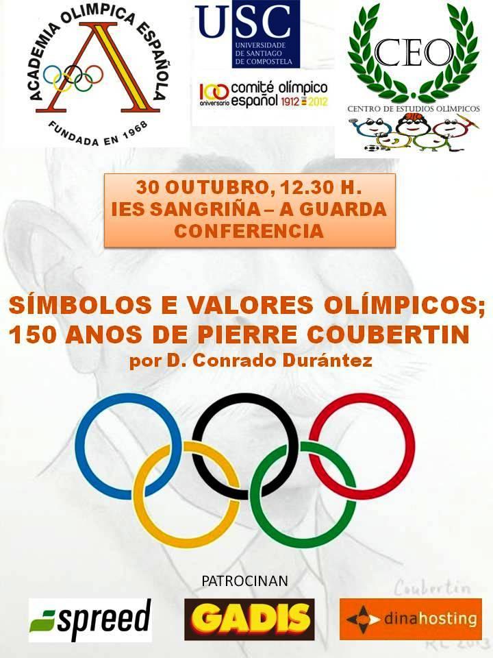 IES Sangriña - Conrado Durántez - Valores Olímpicos