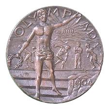 Medalla San Luis 1904