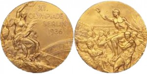 Medallas Berlin 1936