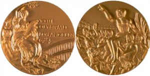 Medallas Los Angeles 1984