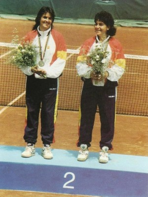 Arantxa Sancrez Vicario Conchita Martinez